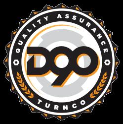 D90 Proces | Turnco